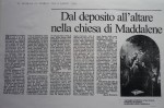 N. 13 - Giornale di Vicenza 09.05.1994